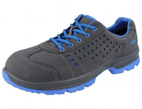 ATLAS SL 42 blue 2.0 Halbschuhe S1 SRC ESD schwarz Weite 10
