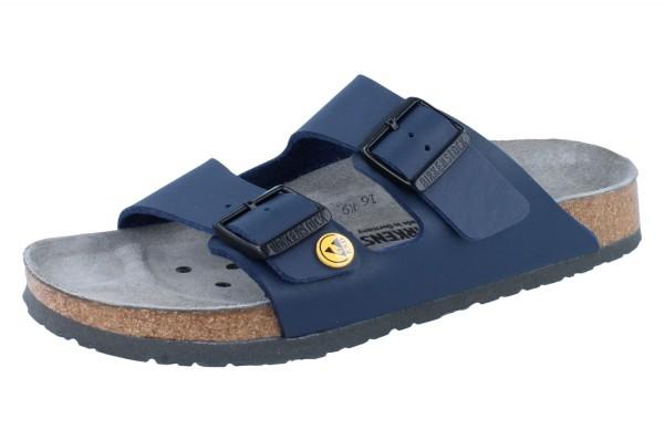 sports shoes fcee5 d1dce BIRKENSTOCK Arizona ESD normale Weite blau