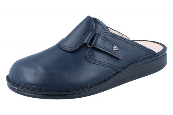 best authentic top design separation shoes FINN COMFORT Venedig blau/Nappa