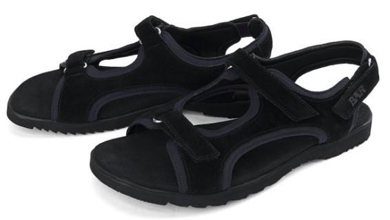 BÄR Schuhe Classic Manila schwarz Kalbvelours