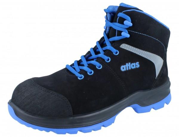 ATLAS SL 805 XP blue 2.0 S3 ESD schwarz Weite 10