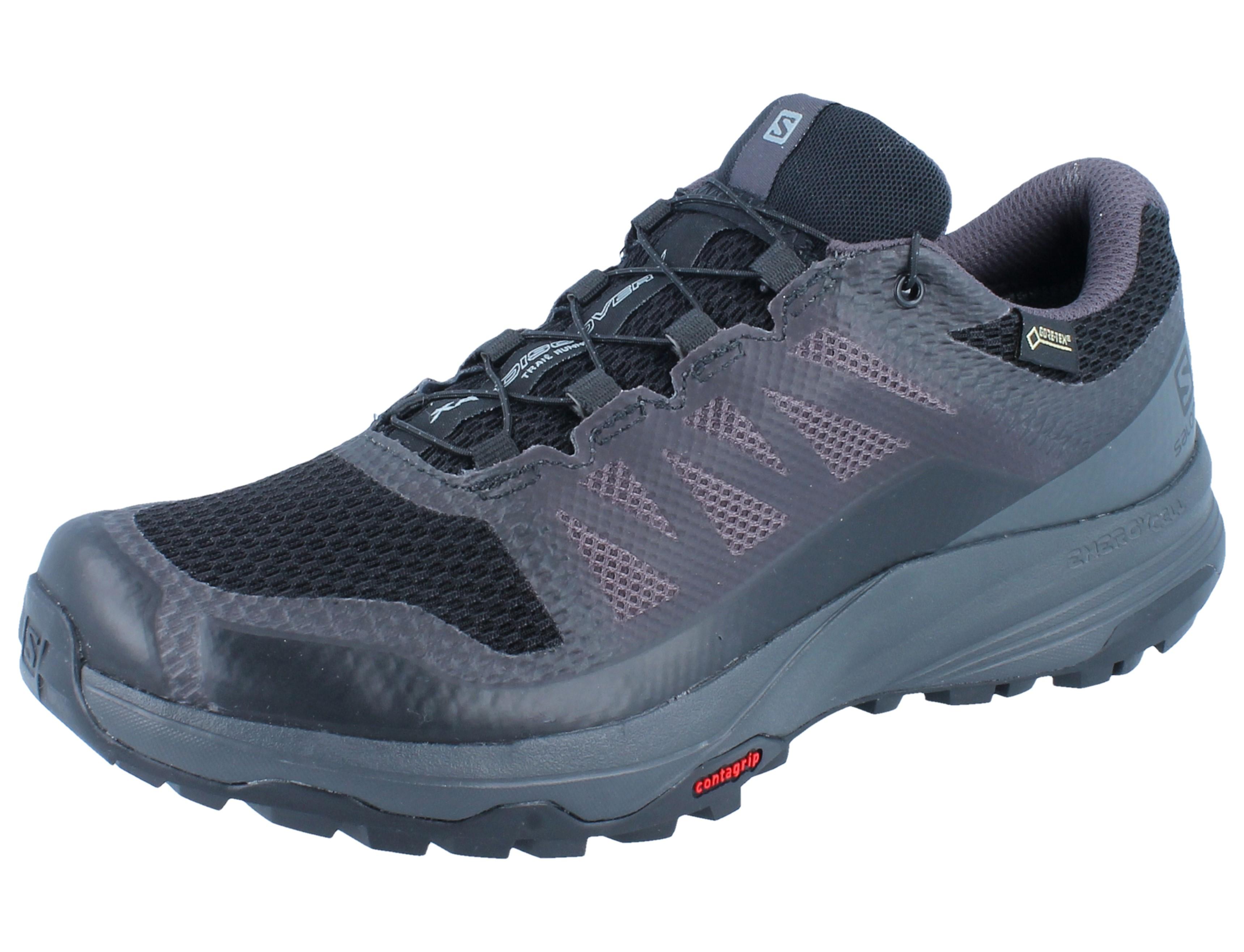Salomon XA Discovery GTX B Shoes Dam black/crown blue
