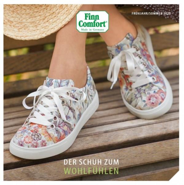 Finn Comfort Prospekt Frühjahr/Sommer - PDF Datei