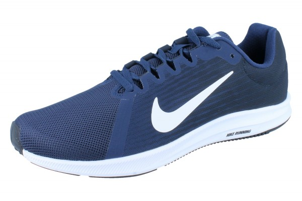 NIKE Downshifter 8 Herren midnight navy/white