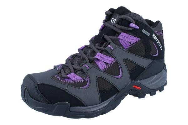 SALOMON Sector Mid GTX W asph/black/rain purple