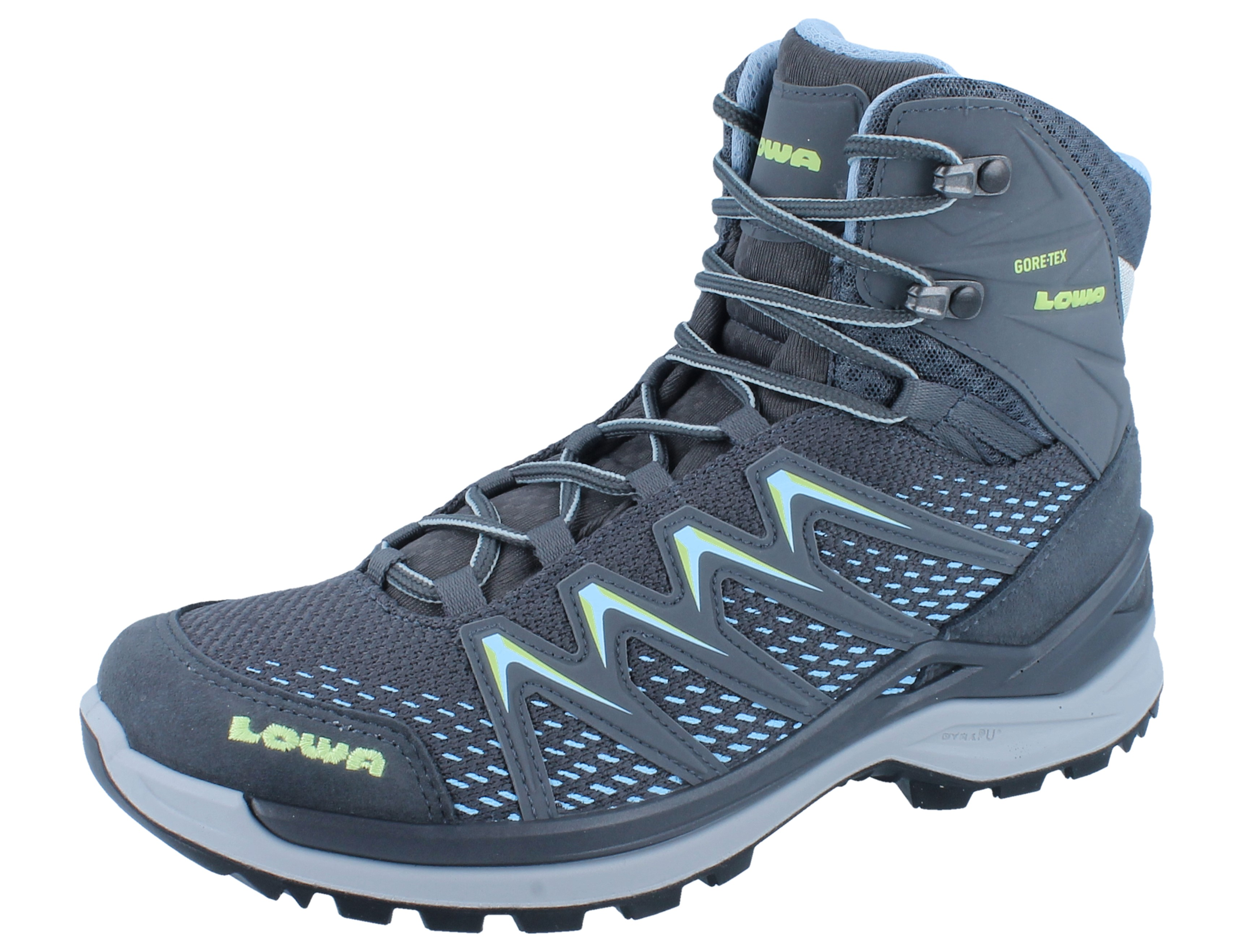 the latest affordable price reasonably priced LOWA Innox Pro GTX Mid Ws graphit/mint