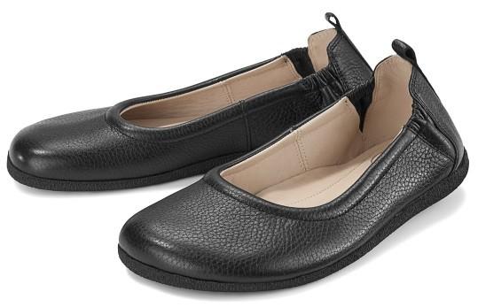 BÄR Schuhe Classic Ruby schwarz/Rindnappa
