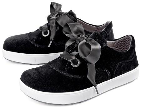 BÄR Schuhe Classic Jura schwarz/Textil