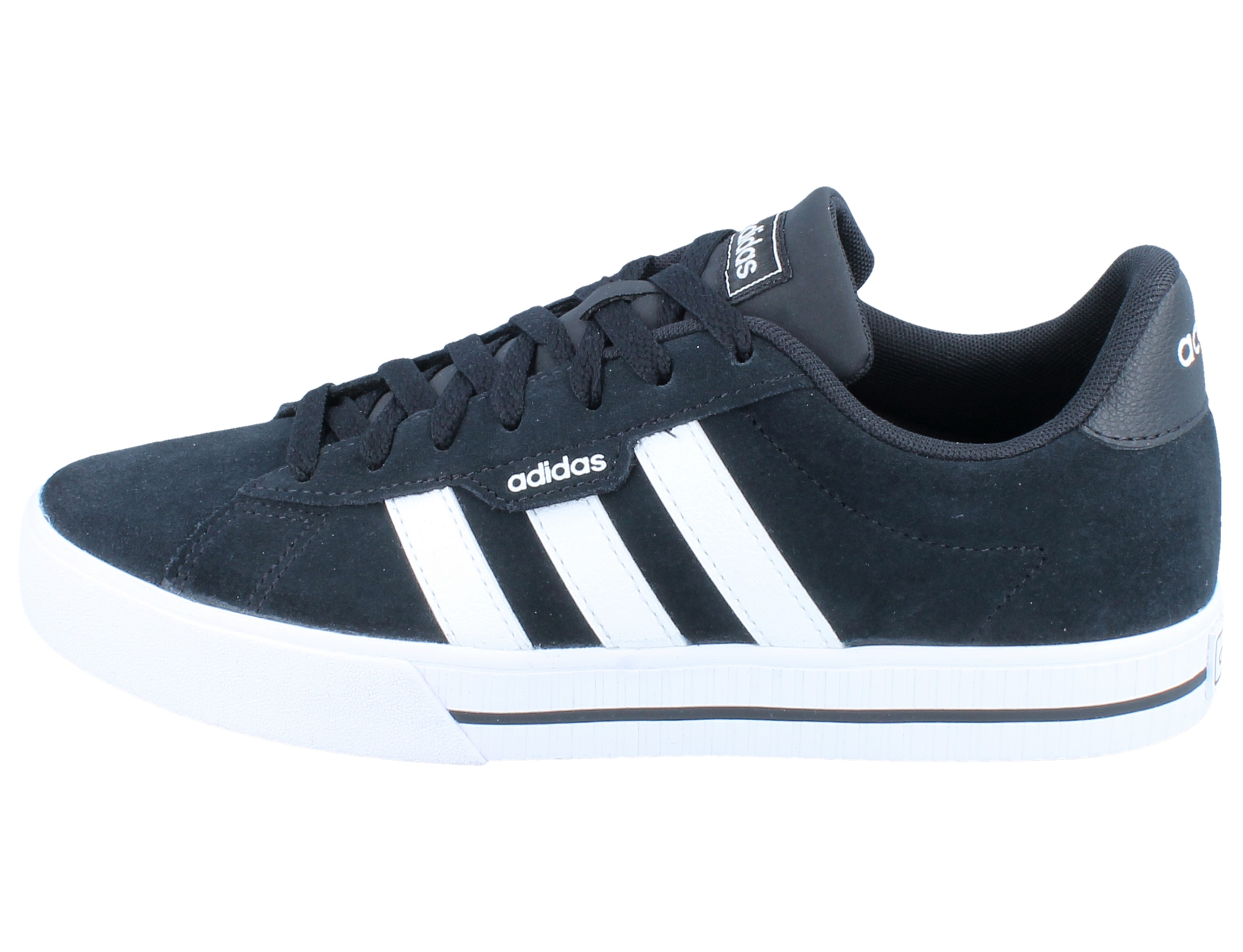 adidas Sneaker Daily 2.0, Veloursleder, herausnehmbare