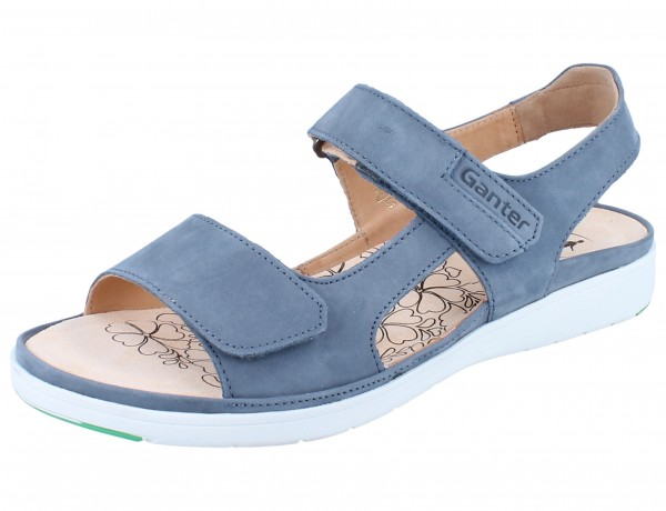 GANTER Gina G Sandale jeans/Softnubuk